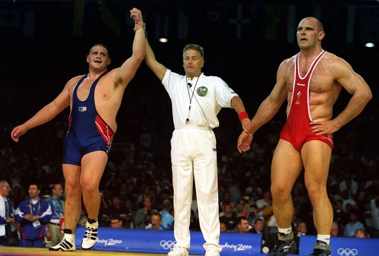 Rulon Gardner GOLD