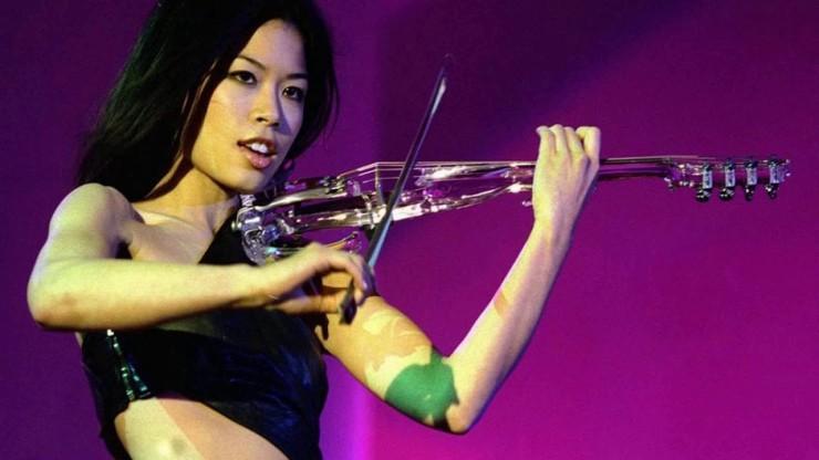 Vanessa-Mae Violinist